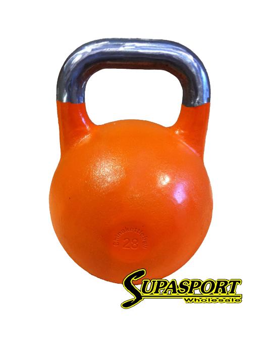 Pro Grade Competition Kettlebells 28kg Supasport